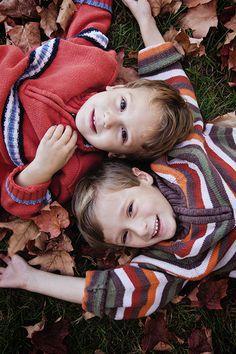 Fall portrait session ideas for kids Maybe for the Cousins @Lauren Drechsler