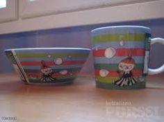 Muumi Saippuakuplia- Muki ja kulho/ syvälautanen Planter Pots, Tableware, Kitchen, Dinnerware, Cooking, Tablewares, Kitchens, Dishes, Cuisine