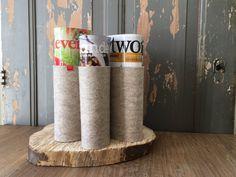 Magazineholder KRANTE .. #magazineholder, #handmade of 100% #wool #felt.   FryskFilt op Etsy