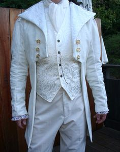 Ghost garb