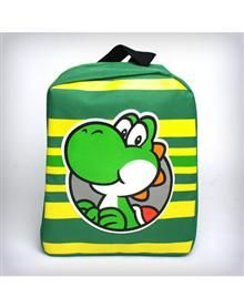 Nintendo Yoshi Striped Mini Backpack