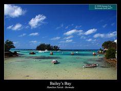 baileys baybermuda   Bailey's Bay - Bermuda - Hamilton Parish........This is where I lived as a baby.....