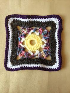 365 Granny Squares Project: Random.....