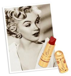 Channel your inner Marilyn with beautiful lipstick ($24) from Besame Cosmetics!