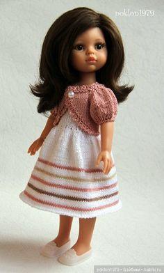 Ателье для Танюши. Игровые куклы Paola Reina / Paola Reina, Antonio Juan и другие испанские куклы / Бэйбики. Куклы фото. Одежда для кукол