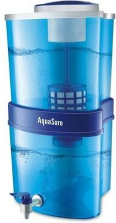 6eab1b8938c Eureka Forbes Aquasure Normal 16 L Gravity Based Water Purifier Price in  India