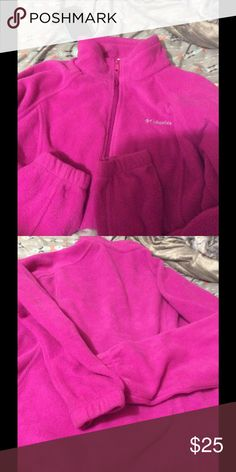 Columbia fleece jacket Great condition Columbia Jackets & Coats