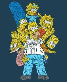 Gallery 1988 – Idiot Box 2 Art Show – Geek Art – Art, Design, Illustration & Pop Culture ! Homer Simpson, Rock Posters, The Simpsons, Simpson Tumblr, Los Simsons, Simpson Wallpaper Iphone, Poster Art, Family Print, Geek Art