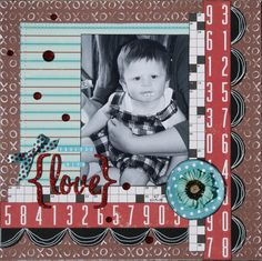 Frosted with {Love} - Scrapjazz.com