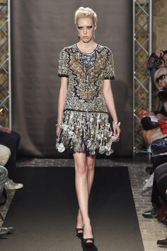 Fred Sathal Couture Fall 2014 - Slideshow