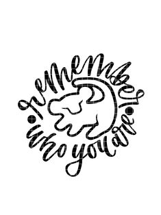 Tattoo Lion King Remember Who You Are Mom Tattoos, Small Tattoos, Tatoos, Lion Tattoo, Lion King Tattoos, Lion King Quotes, Lion King Simba, Landscape Tattoo, Remember Who You Are