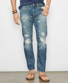 Denim & Supply Ralph Lauren Slim-Fit Traverse Jeans