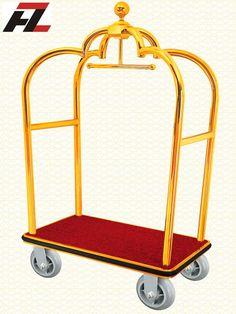 cf3d0d46776b 15 Best Bellman's Cart images in 2014 | Cart, Hotel supplies ...