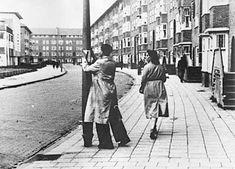 1944. Members of the Dutch resistance movement distributing anti-German flyers in Amsterdam. #amsterdam #worldwar2