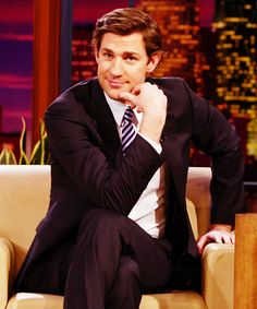 Jim from The Office looking damn fine *sigh*