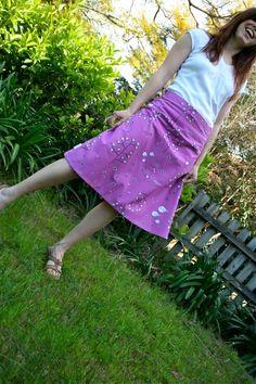 love a good skirt!