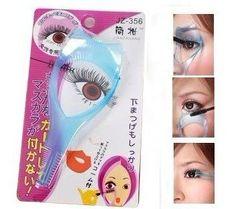 Big Bargain 3in1 Mascara Applikator Leitfaden Werkzeug Wimper Kamm Makeup: Amazon.de: Beauty