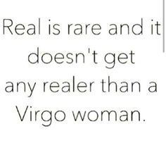 Yessss!! ♍ it's a sin that most of the people don't understand and can't deal with it