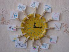 Игры с прищепками | Детская академия