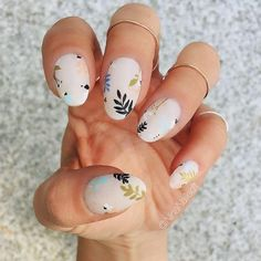 you should stay updated with latest nail art designs, nail colors, acrylic nails, coffin nails, almond nails, stiletto nails, short nails, long nails, and try different nail designs at least once to see if it fits you or not. Every year, new nail designs for spring summer fall winter are created and brought to light, but when we see these new nail designs on other girls' hands, we feel like our nail colors is dull and outdated. #AcryllicCoffinNails