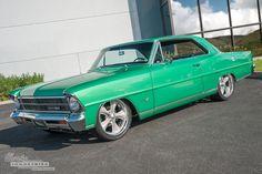 1967 Nova SS - Going Green