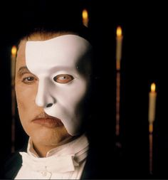 michael crawford phantom of the opera | ... Birthdays: Michael Crawford (from Phantom of the Opera), c.1987