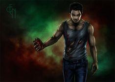 Teen Wolf - Derek Hale by Eneada.deviantart.com on @DeviantArt