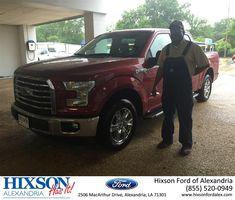 #HappyBirthday to Norris from Andrew Montreuil at Hixson Ford of Alexandria!  https://deliverymaxx.com/DealerReviews.aspx?DealerCode=UDRJ  #HappyBirthday #HixsonFordofAlexandria