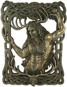 god, horned one, Herne