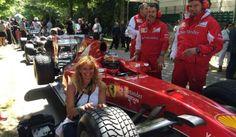 Festival of Speed: Ferrari F1 una storia in un party, foto!