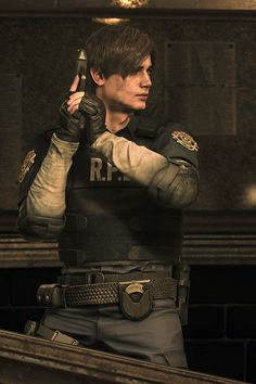 Leon Resident Evil, Tyrant Resident Evil, Leon S Kennedy, Game Character, Character Concept, Jill Sandwich, Videos, Proud Dad, Shadowrun