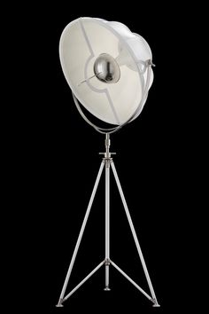 Studio 76 Tripod Floor Lamp White