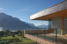 Image 13 of 28 from gallery of House Liechtenstein / k_m architektur. Courtesy of k_m architektur