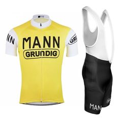 The vintage Retro Dr. Mann Grundig Cycling Kit brings the style of the  1960 s Belgian b1b936689