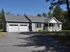 Absolutely stunning impeccably kept like new comfortable easy living ranch on a beautiful flat 1.24 acre lot. This home features hardwood and tile floors spacious kitchen with granite counters stainless appliances center island and breakfast nook. Living room with gas fireplace. Large master bedroom with full bath two additional bedrooms and another full bath. Attached two car garage. Huge full dry basement can easily be finished for additional living space.
