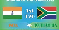 India vs South Africa, 1st T20, Live Score, Live Streaming, Free online Streaming, Squads T20 Live, South Africa Tours, Live Cricket Streaming, Ravindra Jadeja, Shikhar Dhawan, Scores, Squad, India, Free