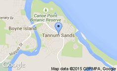 Location of Boyne Island Tannum Sands (BITS) Cricket Club Cricketer