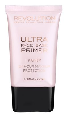 Makeup Revolution Ultra Primer podkladová báze pod make-up