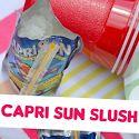Capri Sun Summer Slush - my boys will love this!