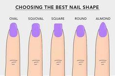 ***Sqoval*** Nails