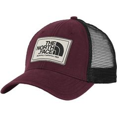 Mudder Trucker Hat- something she wouldn't live Without or she wears every day because she got as a birthday present from her grandma before she died - love and belonging