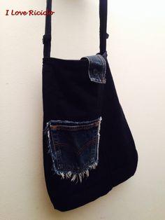 bag jeans diy