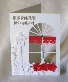diy silhouette christmas cards cards diy on 174 pins 4262