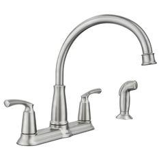 44 best moen kitchen faucets images updated kitchen bar faucets rh pinterest com