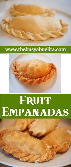 Easy Empanada Recipe with Pumpkin or Pineapple filling recipe. Dessert Empanadas Recipe, Empanadas Recipe Dough, Baked Empanadas, Mexican Empanadas, Mexican Apple Empanadas Recipe, Pineapple Filling Recipe, Pumpkin Empanadas, Easy Pumpkin Empanada Recipe, Sweet Empanada Dough Recipe