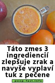 Táto zmes 3 ingrediencií zlepšuje zrak a navyše vyplaví tuk z pečene Unwanted Hair, Cantaloupe, Health Fitness, Fruit, Medicine, Liquor, The Fruit, Health And Fitness, Gymnastics