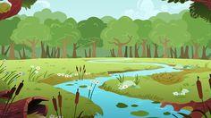 Field Stream by BonesWolbach.deviantart.com on @DeviantArt