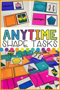 These simple prep tasks are perfect for any Autism or Special Education Classroom. These activities are perfect for independent work stations.