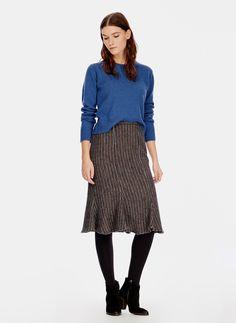 3a53239da2d19 Wool Fishtail Skirt - Women s Skirts