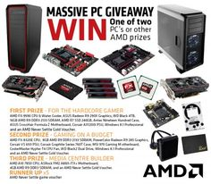 Enter our End of Year PC Giveaway for your chance to WIN
